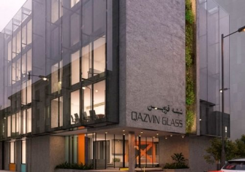 Qazvin Glass Building Renovation…