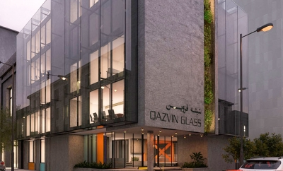 Qazvin Glass Building Renovation Competition